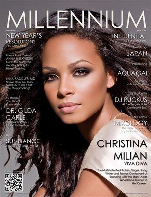 MILLENNIUM MAGAZINE | JANUARY 2014 | A