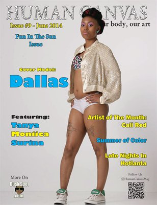 Issue #9 - Dallas/Moniica