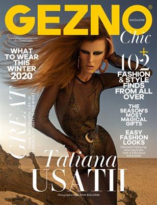 GEZNO Magazine December 2020 Issue #11