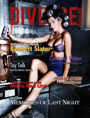 Divulge Magazine: March 2013 Issue