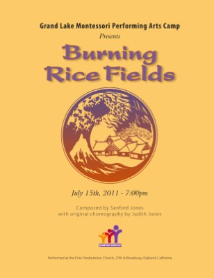 2011 Opera Magazine - Burning Rice Fields