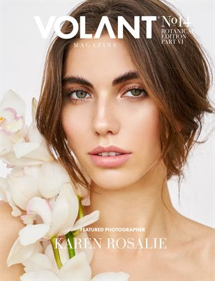 VOLANT Magazine #14 - BOTANICAL Edition Part VI
