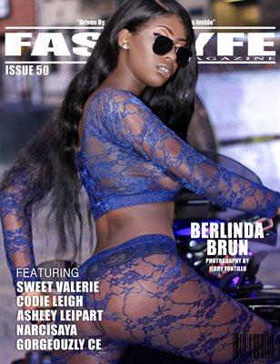 FASS LYFE MAGAZINE ISSUE 50 FT. BERLINDA