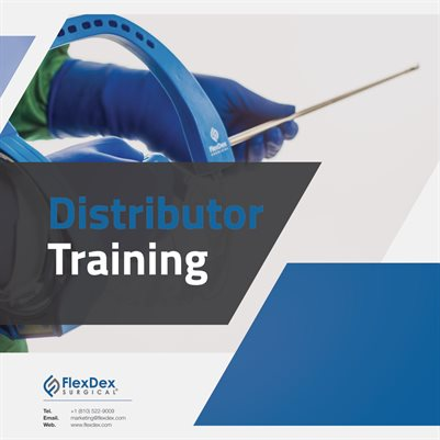 Distributor Training Agenda
