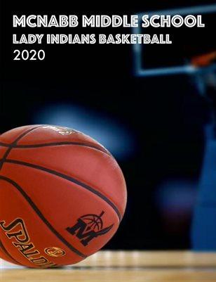 McNabb Girls Basketball 2020