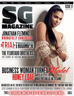 Scrilla Guerillaz Magazine #17 (3of4)