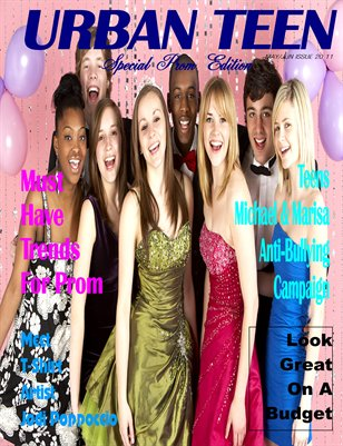 Teen Prom - Madison James