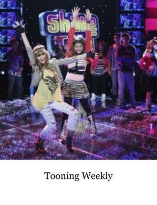 Tooning Weekly:The Hub (10/8/10)