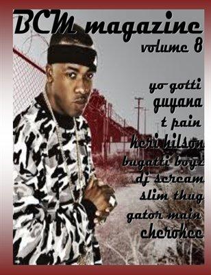 BCM magazine vol. 8