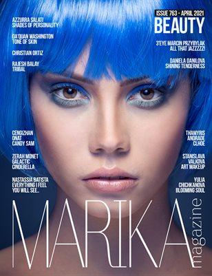 MARIKA MAGAZINE BEAUTY (ISSUE 763 - APRIL)
