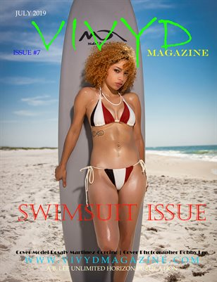 VIVYD Magazine Special Edition Swimsuit Issue #7