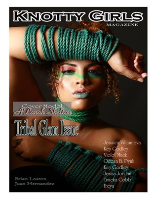 Knotty Girls Magazine (Tribal Glam)