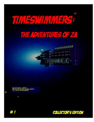 Timeswimmers: The Adventures of Za
