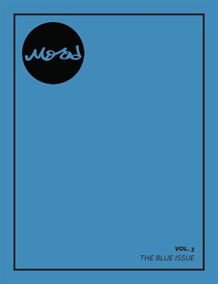 MOOD: The Blue Issue (Vol. 3)