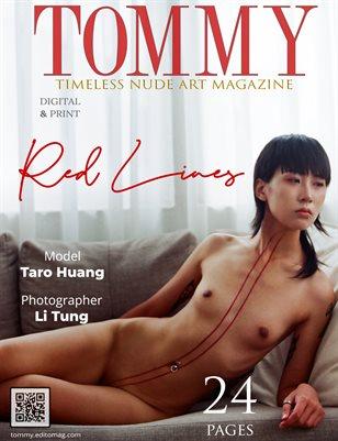 Taro Huang - Red Lines - Li Tung