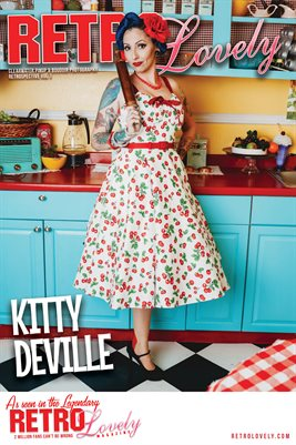 Kitty DeVille Cover Poster