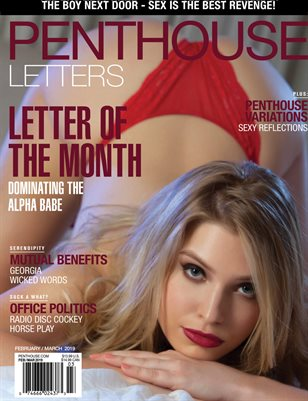 Penthouse Letters February/March 2019