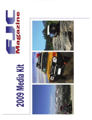 2009 FJC Magazine Media Kit