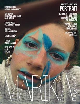 MARIKA MAGAZINE PORTRAIT VOL. 867 - MAY