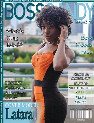 BossCandy Magazine - Issue 4