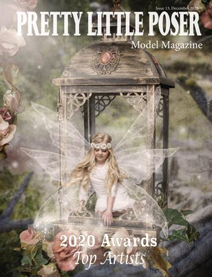 Pretty Little Poser Model Magazine - Issue 13 - 2020 Awards, Artists