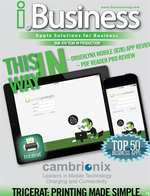 i.Business Magazine Issue #19
