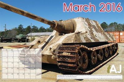 March 2016 Poster Calendar