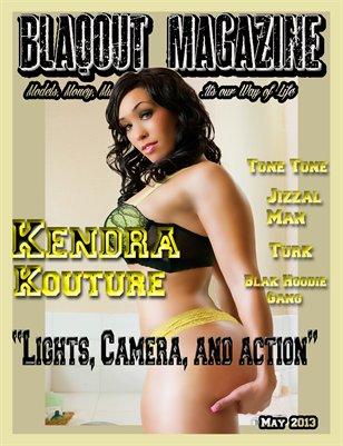 Blaqout Magazine issue 1