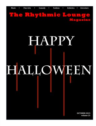The Rhythmic Lounge Magazine October 2015