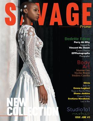 Savage Prime June #3
