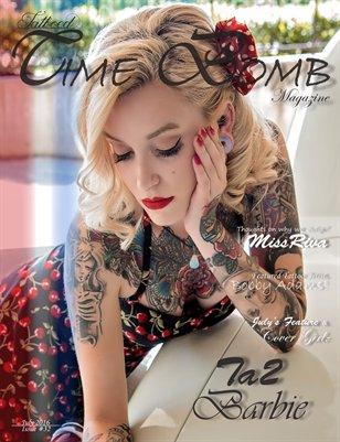 Tattooed Time Bomb Magazine, Issue #32