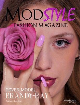 MODStyle Fashion Magazine ISSUE 1