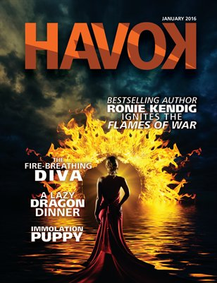 Havok Magazine - Jan 2016