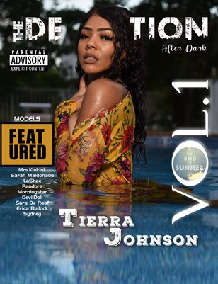 TDM: After Dark End Of Summer Tierra Johnson Cover 1
