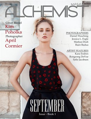 The Alchemist Magazine - September Issue - Book 1