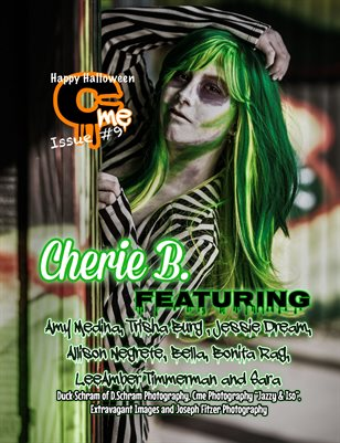 "Cme Issue #9 ""Cherie B."""