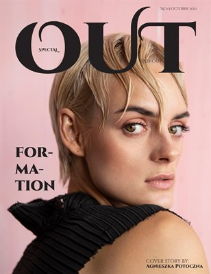 OUT-AND-OUT MAGAZINE SPECIAL EDITION NO.13 OCTOBER 2021
