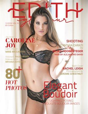 December 2020, Elegant Boudoir, #14