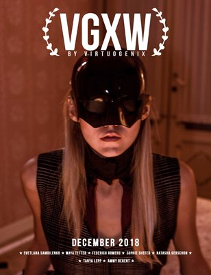VGXW - December 2018 (Cover 1)