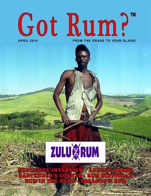 """Got Rum?"" April 2014"