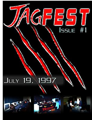 Atari Jaguar Festival issue #1