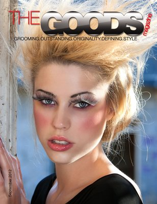 The GOODS Magazine - September 2012