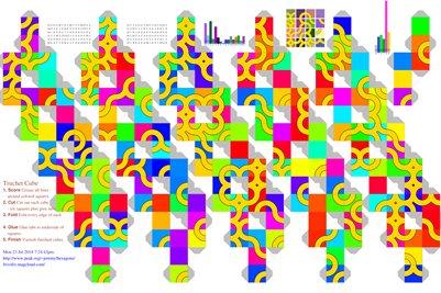 Truchet Cubes