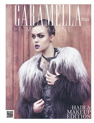 CARAMELLA Italia Hair and Makeup Issue