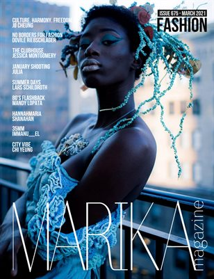 MARIKA MAGAZINE FASHION (ISSUE 675 - MARCH)