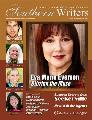 Southern Writers Magazine - March/April 2014