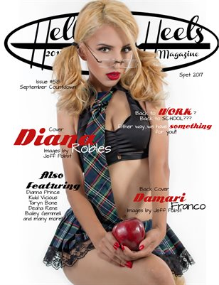 2017 Hell on Heels Magazine Issue #58 September Countdown