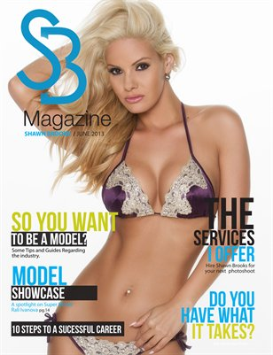 SB Magazine - So you want to be a model