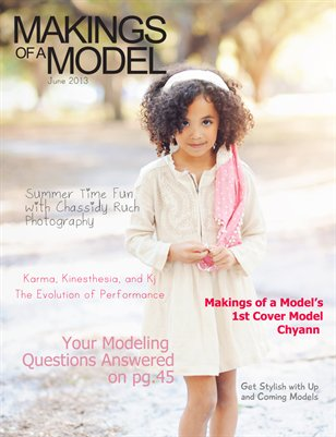 Makings of a Model Magazine June 2013