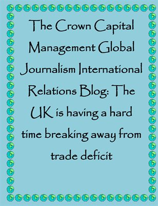 The Crown Capital Management Global Journalism International Relations Blog